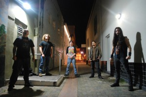 Fiends at Feast get sinister in the back alleys of Santa Cruz. Photo by Devika Agarwal.