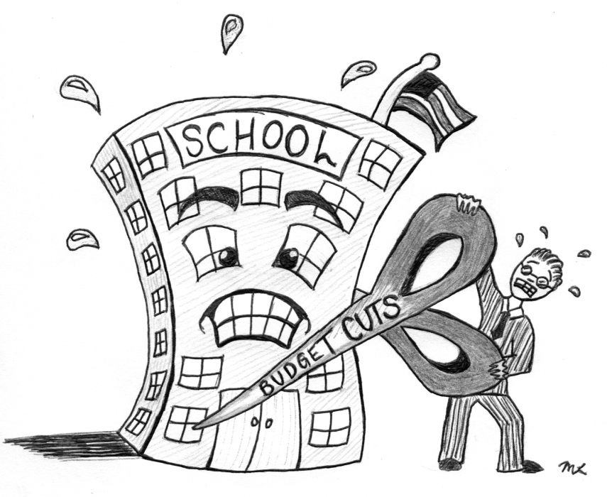 school budget cuts Budget cuts have become an unfortunate reality for many of us, and school budgets have not escaped slashing if your children's school budget has undergone cuts.