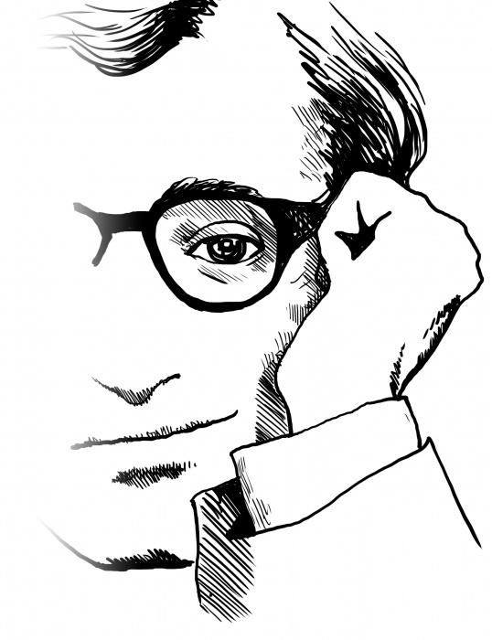 What I Learned from Woody Allen