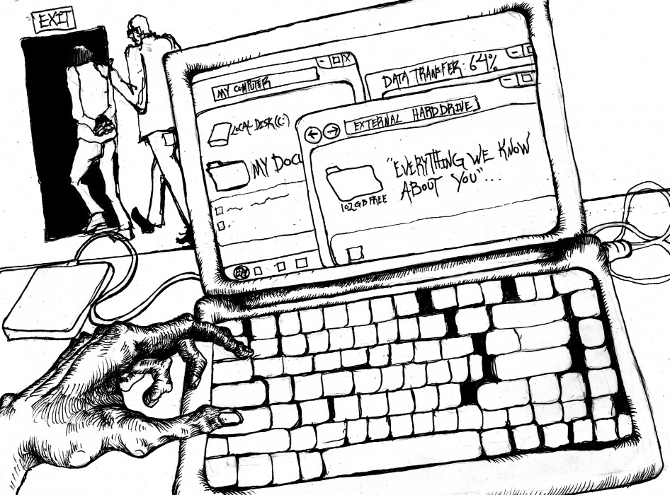 Airport Laptop Seizures an Outrageous Violation of Privacy
