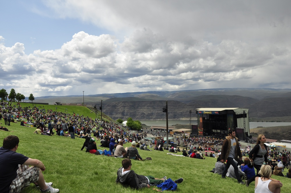 Through Our Lens: Sasquatch! Music Festival