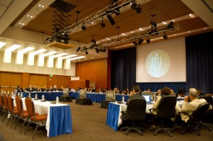 The UC Board of Regents convene to discuss tuition increases.