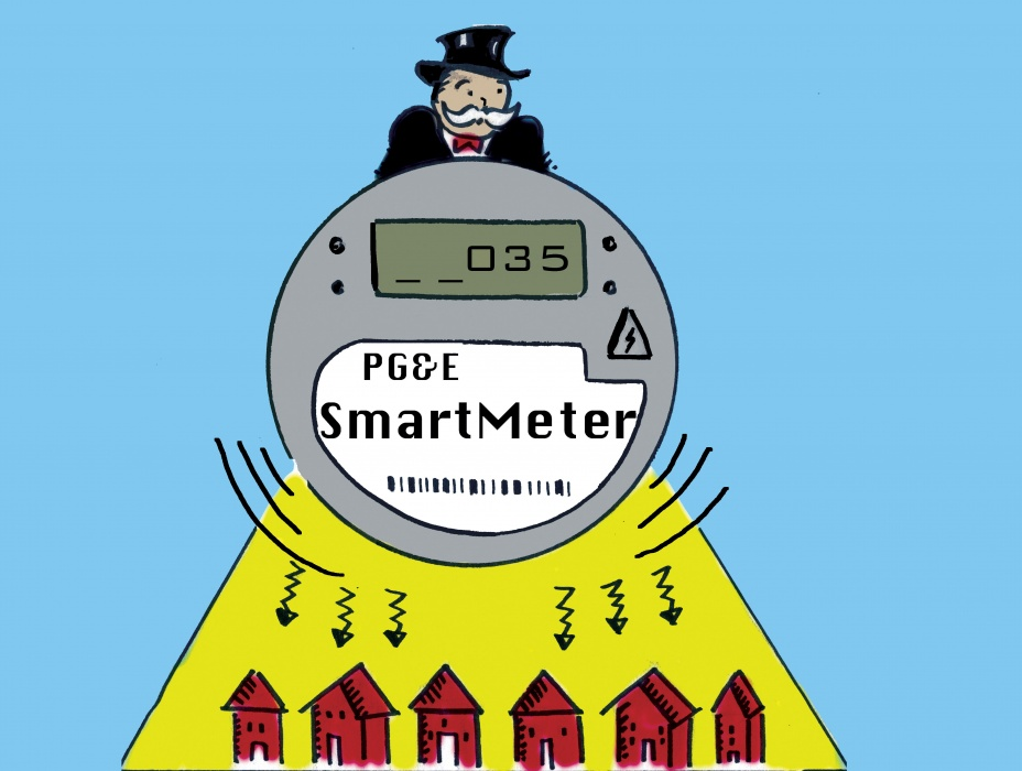 Radiation From Smart Meters Raises Concern