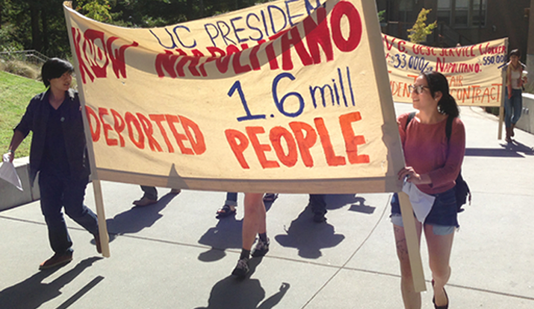 Concerns Rise About Napolitano
