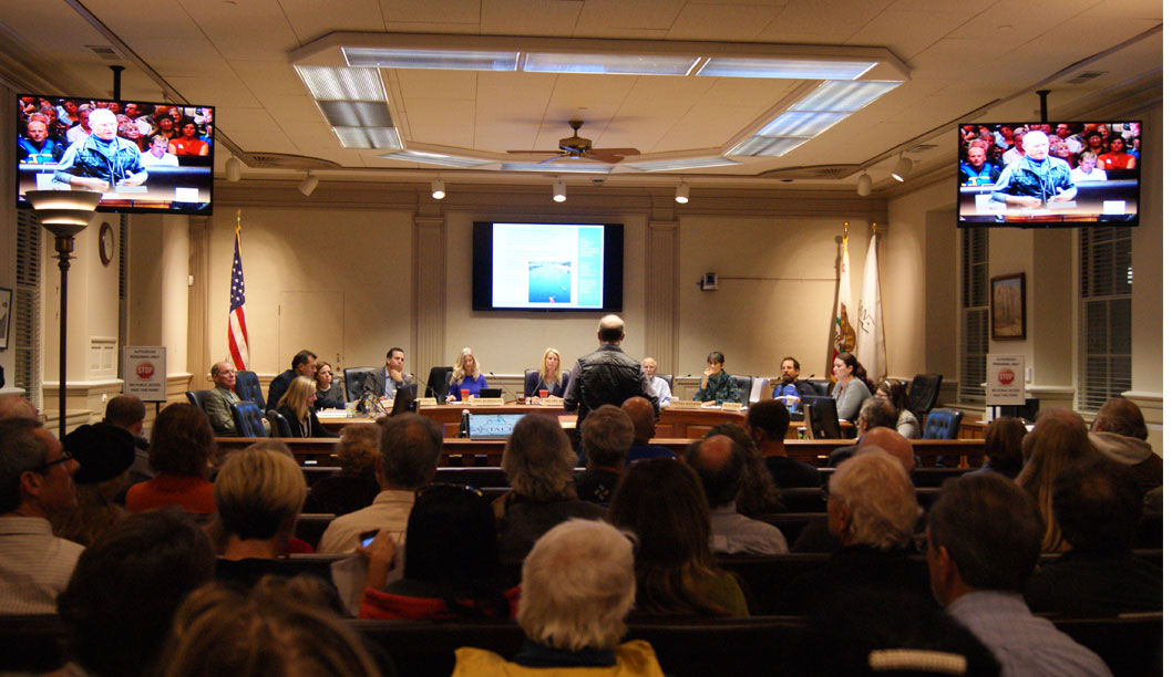 City's Water Plan Flows Forward