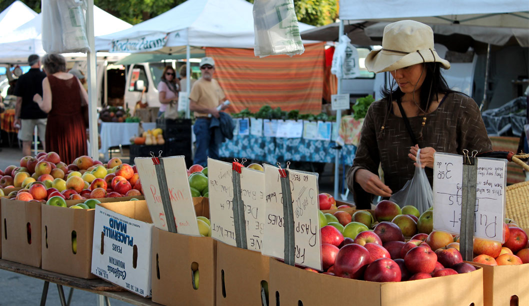 Downtown Farmers Market: Sustainable Food Hub