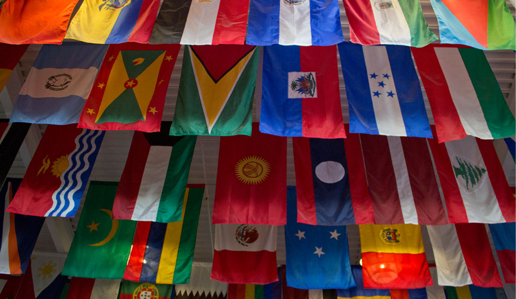 Fostering a Global Community
