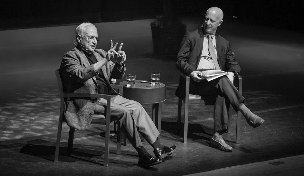 Foundation Forum: A Conversation with Architect Frank Gehry
