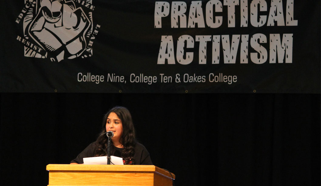 Practical Activism Addresses Social Justice Issues