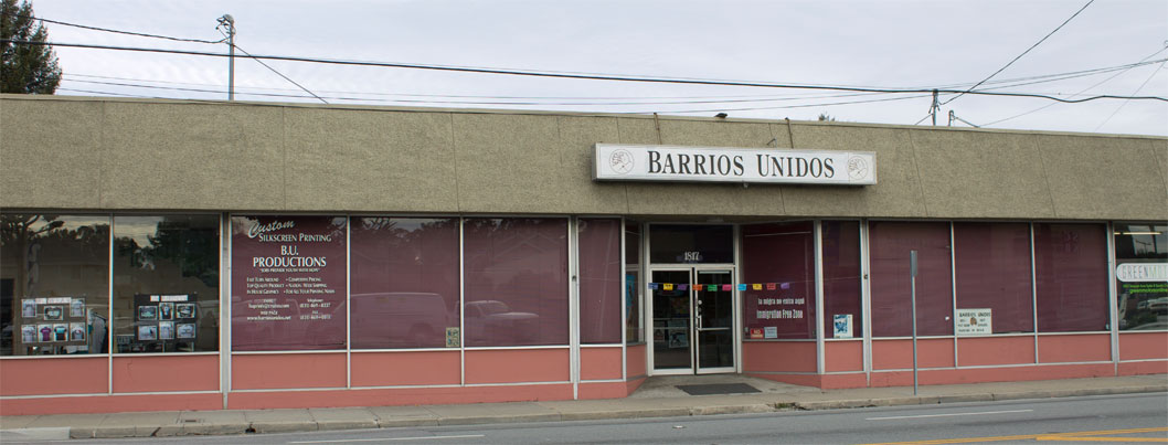 "Barrios Unidos (BU), or ""united neighborhoods"" in Spanish, is a community-based, non-profit organization dedicated to preventing street violence in Santa Cruz. Some of BU's resources include a Juvenile Hall Transitional Program, an Adult Re-Entry Program and Counseling Services for both individuals and families. Photo by Aimee Hare."