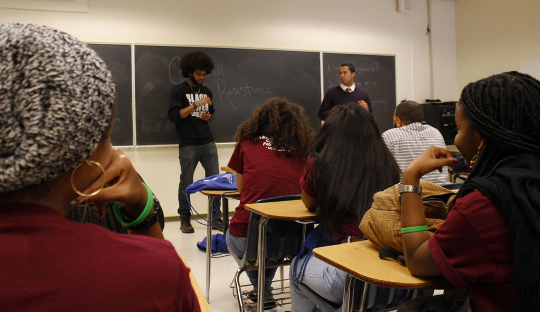 Envisioning the Future of Black Activism