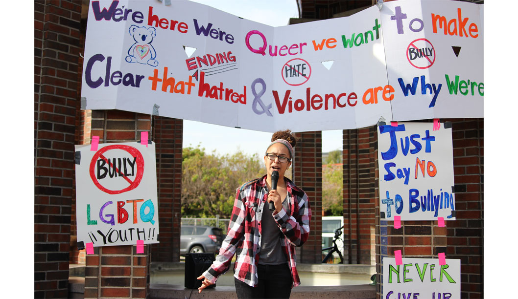 Youths Break Silencing Effect of Bullying