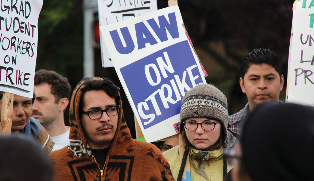 Voices from the UAW 2865 Strike