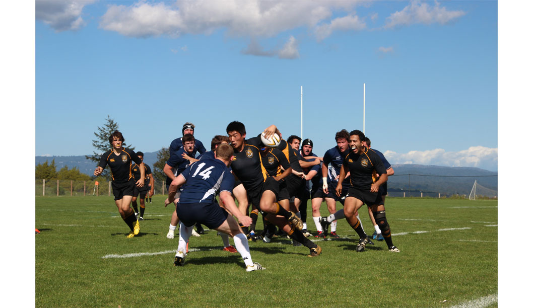 Men's Rugby Season Comes to an End