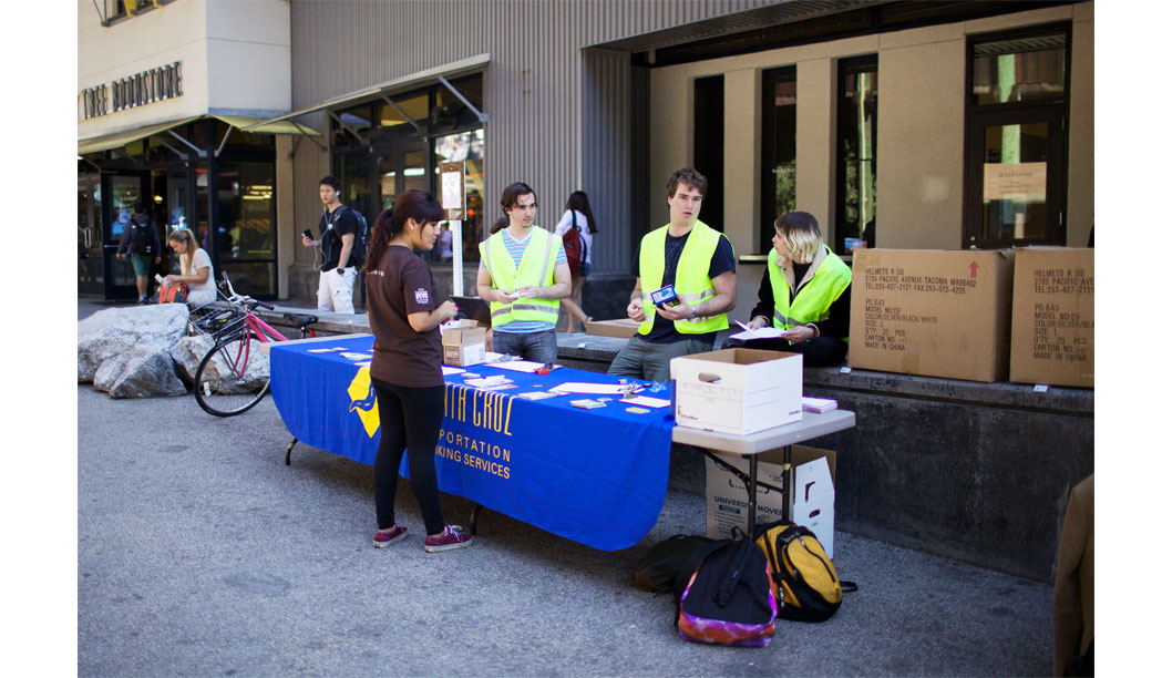 Fair Familiarizes Students with Safety Resources