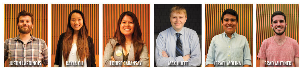 2014 SUA Officer Election Results Announced