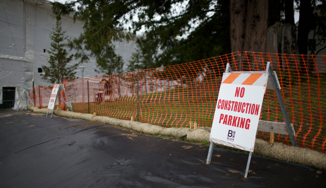 Water Leaks Reported In 2017 Forced Ucsc Housing Administration To Investigate Construction At The Stevenson Apartments