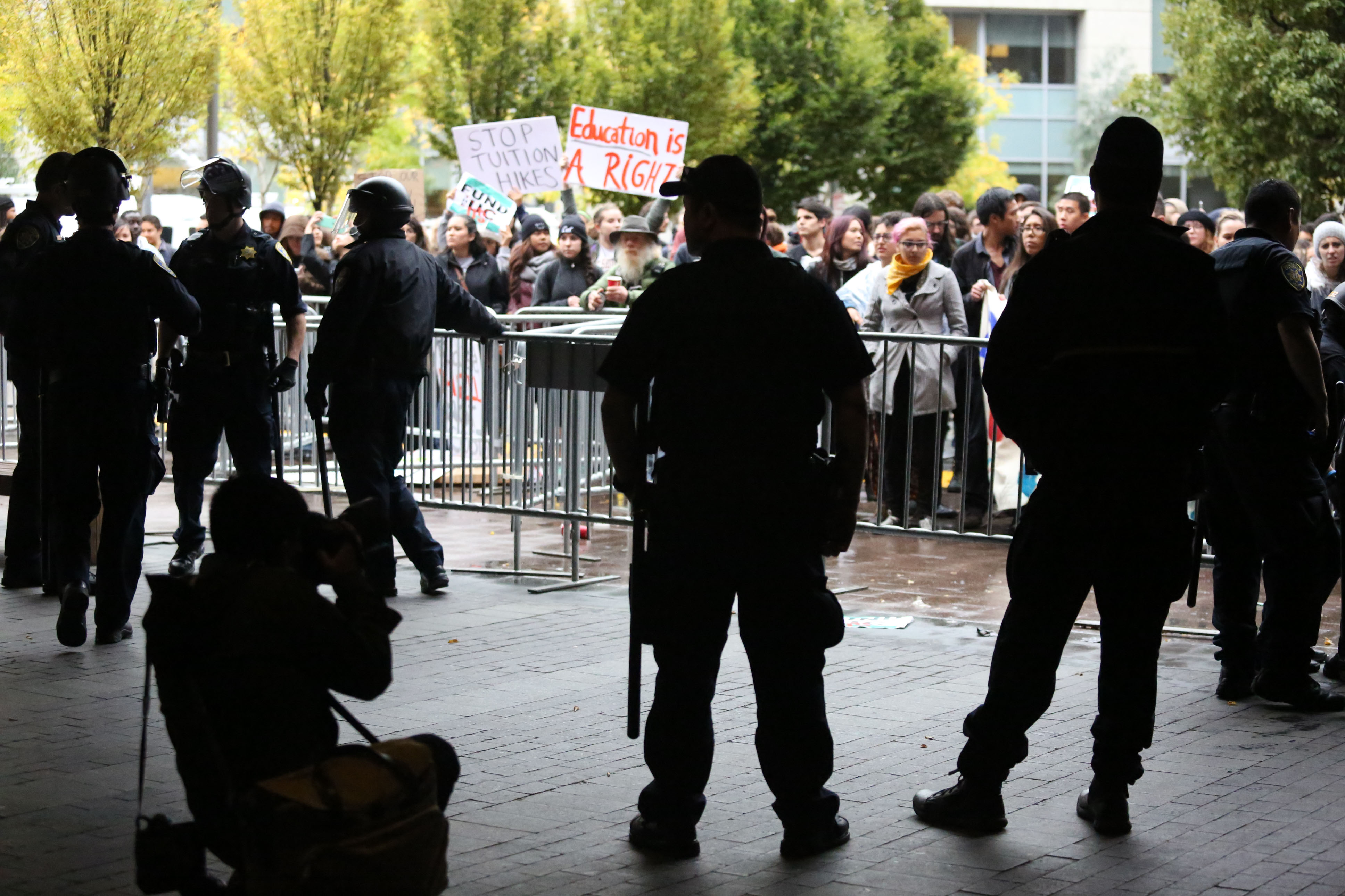 UC Regents Committee Approves Tuition Increase Despite Protests