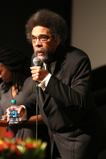 Q&A With Dr. Cornel West