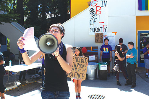 UCSC Queer Trans Coalition Fights for Inclusivity