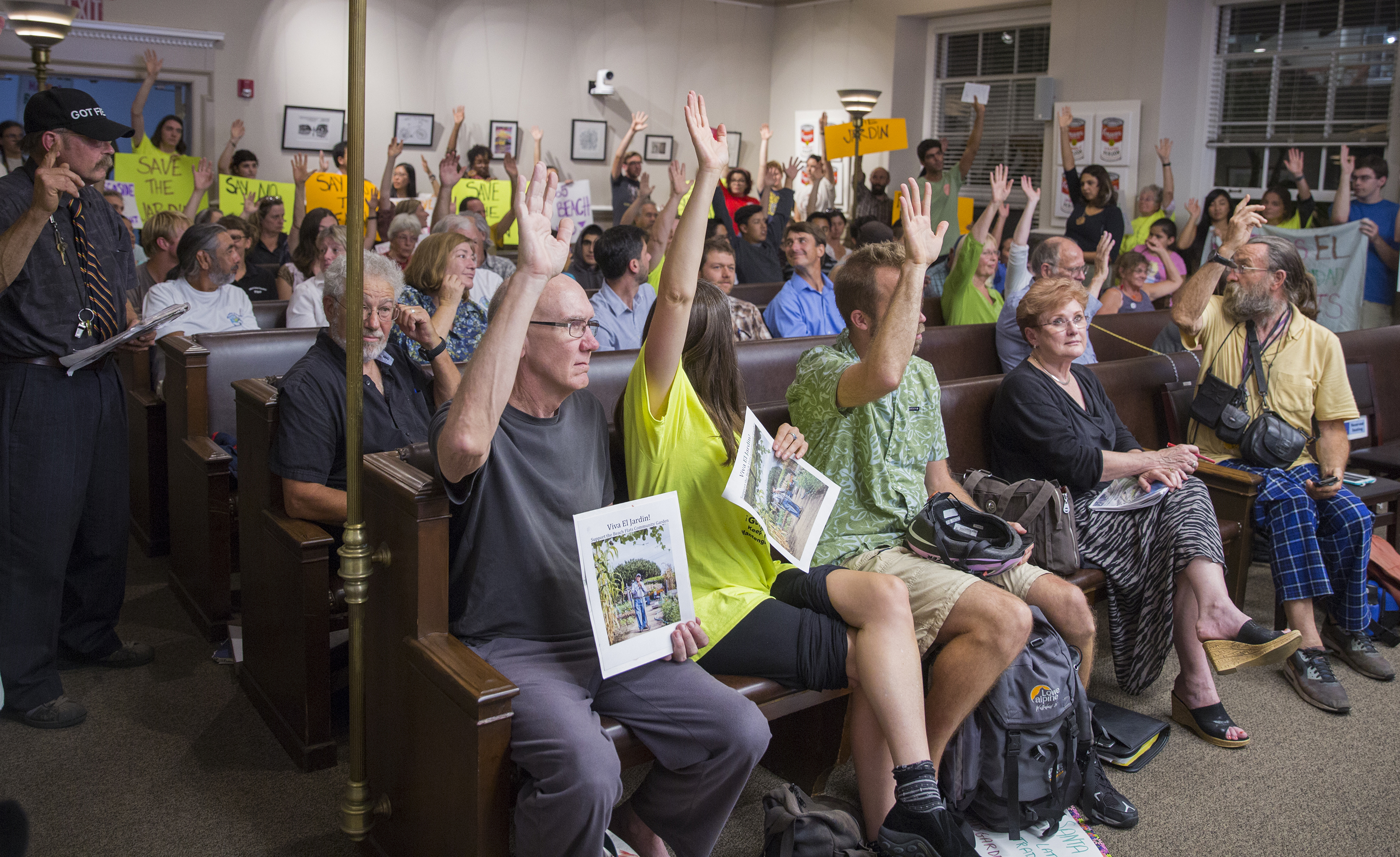 Last Week at City Council in Photos