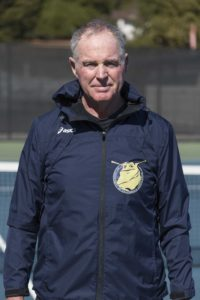 """Mike """"Nap"""" Napoli has coached women's and men's teams for 26 years intercollegiately. Photos by Jasper Lyons"""