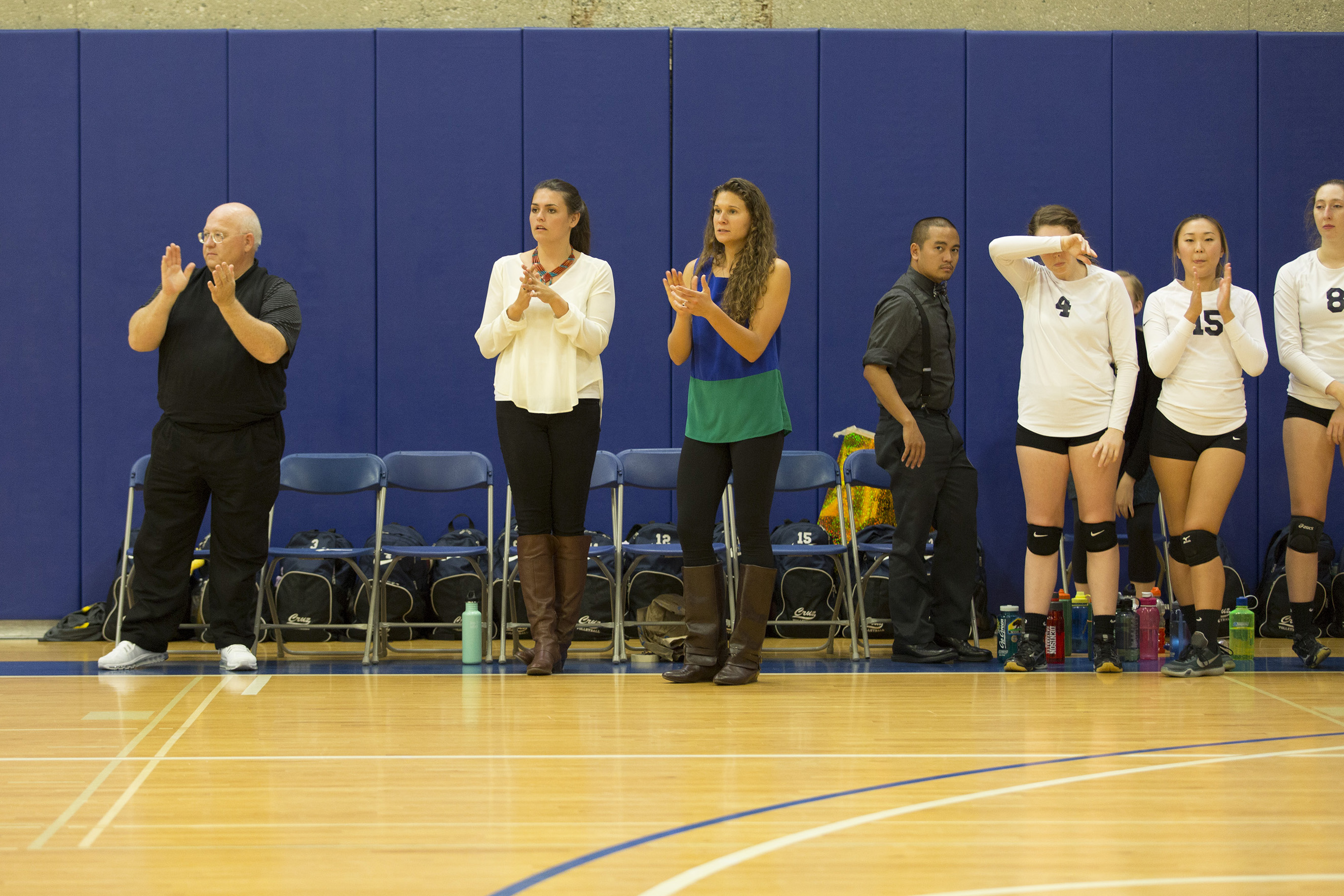 NCAA Volleyball Teams Left Coachless