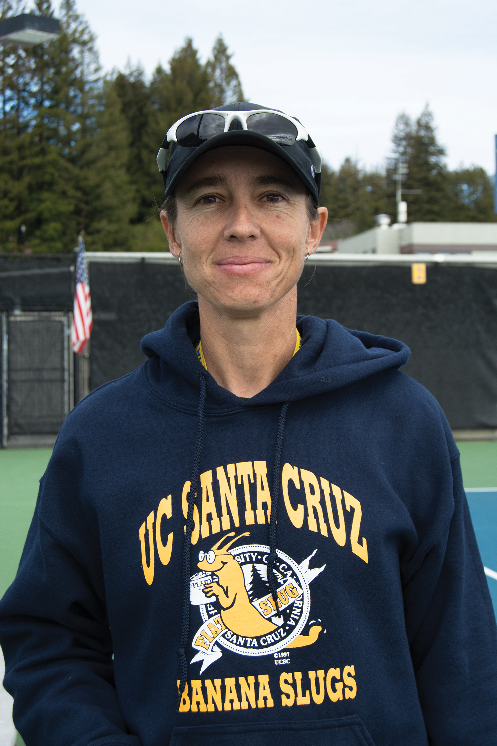 Women's Tennis Shows Promise Despite Loss in Season Opener
