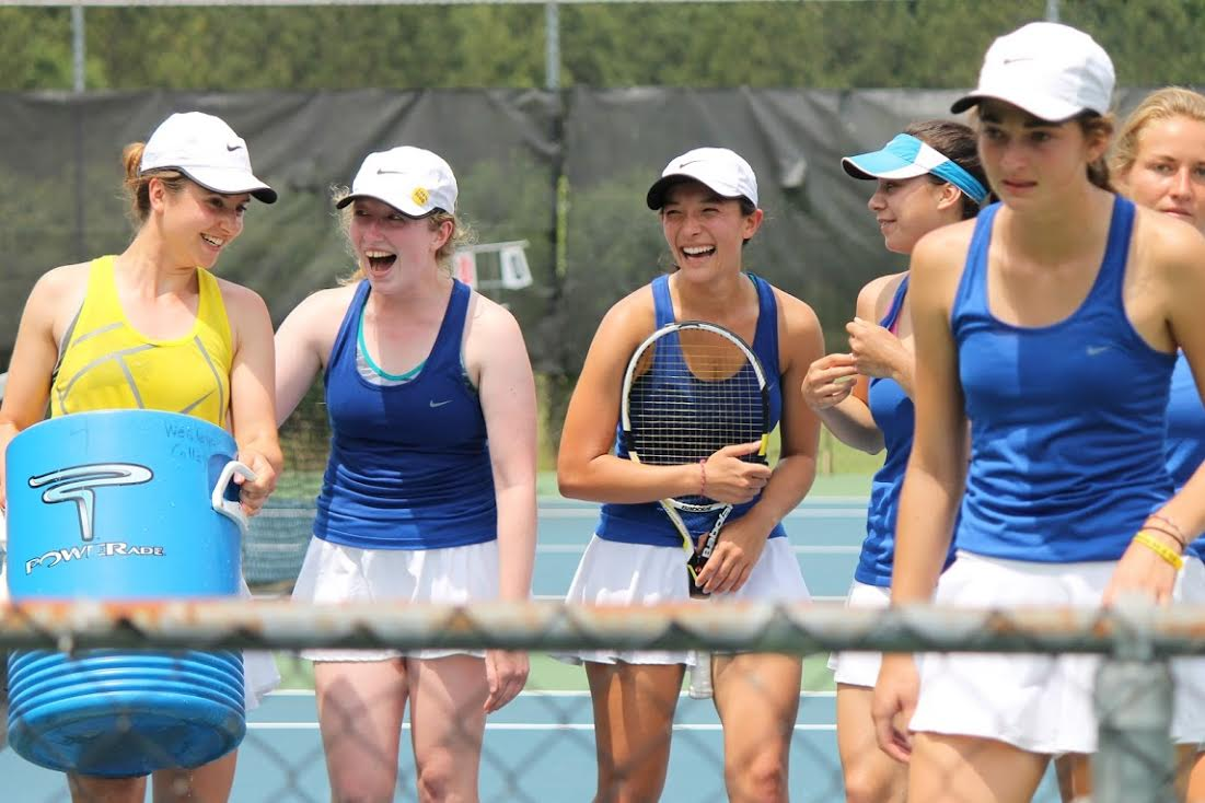 Men's and Women's Tennis Close Out Seasons