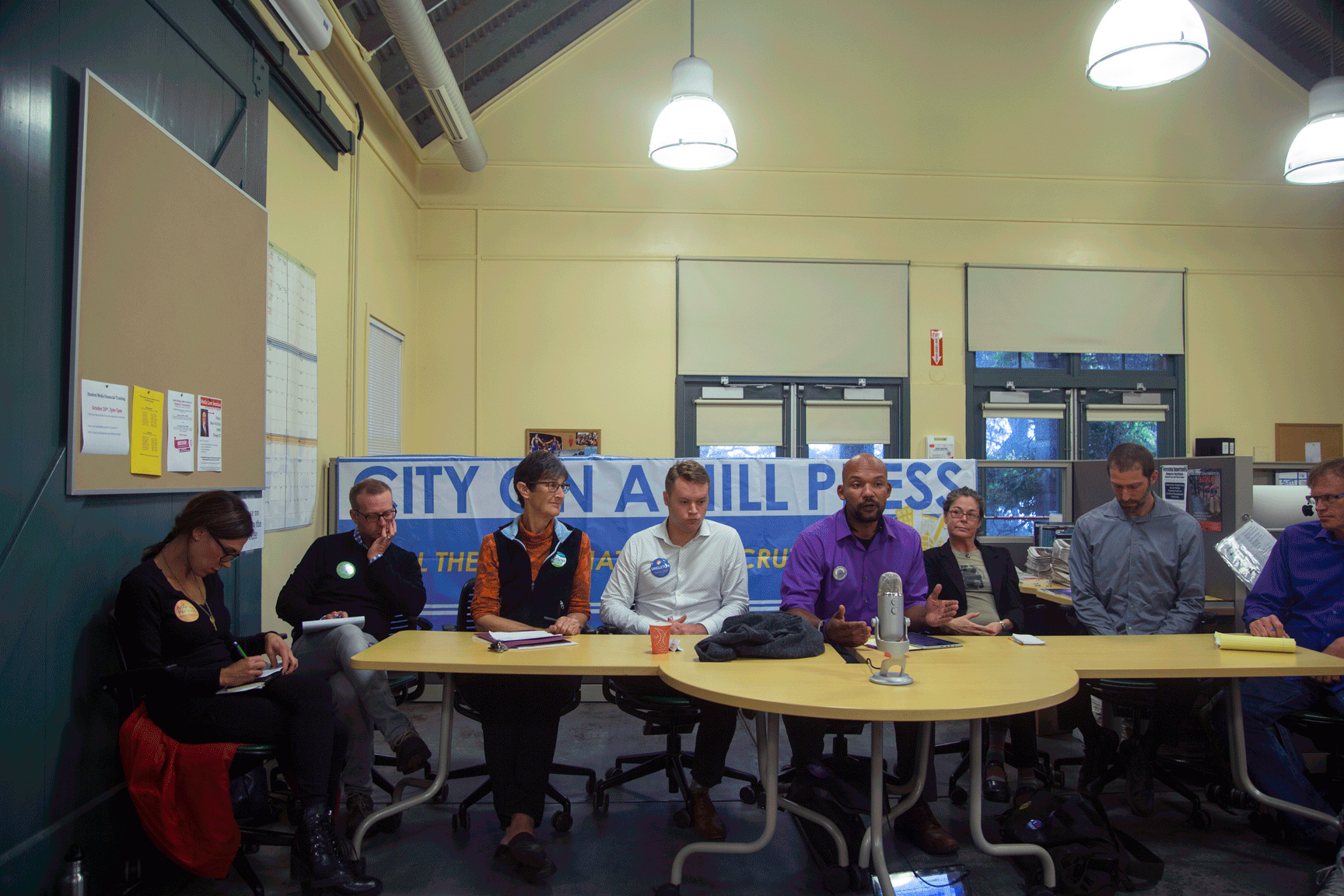 Q&A with City Council Candidates