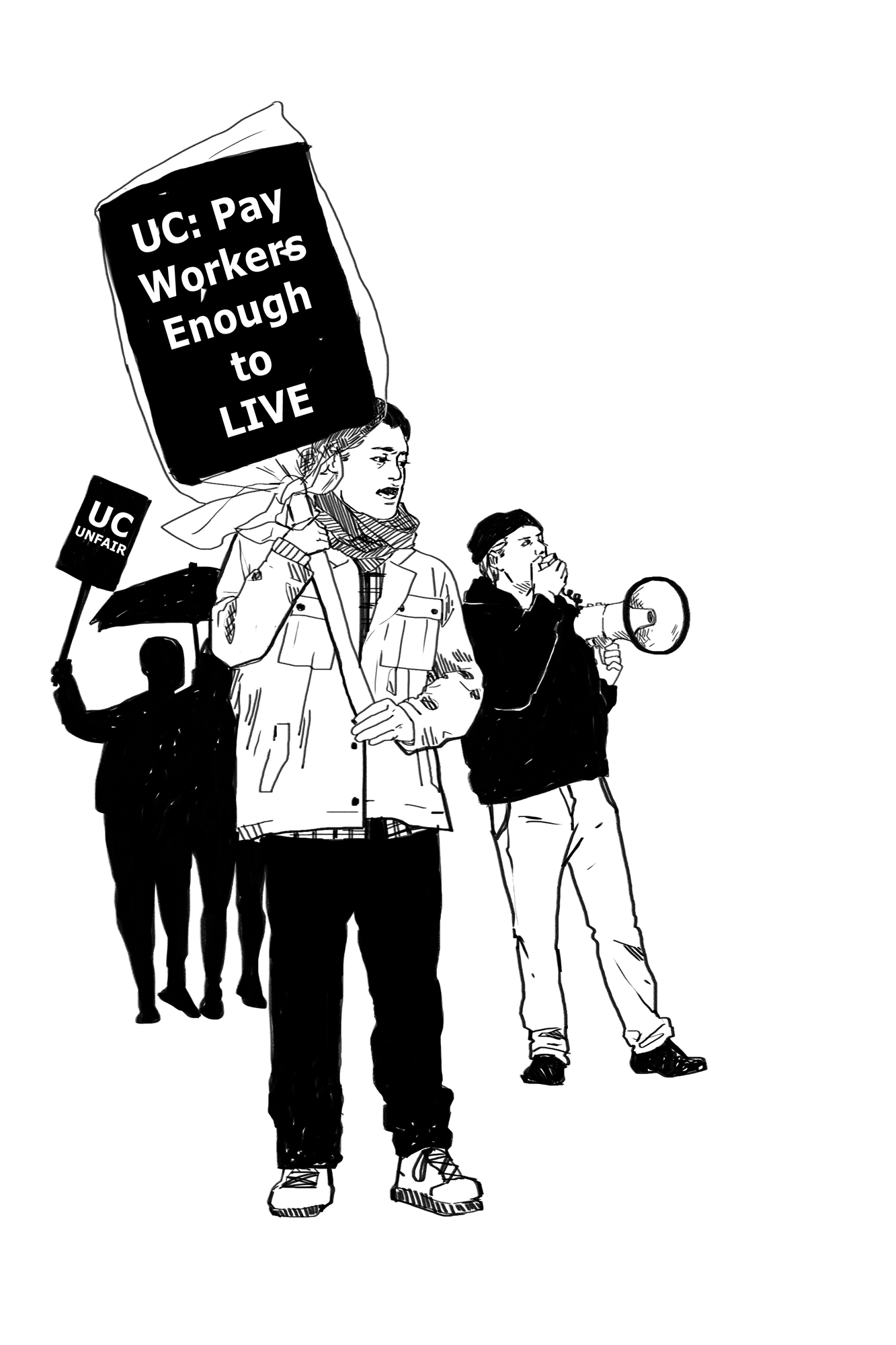 UC's Income Inequality Disregards Workers