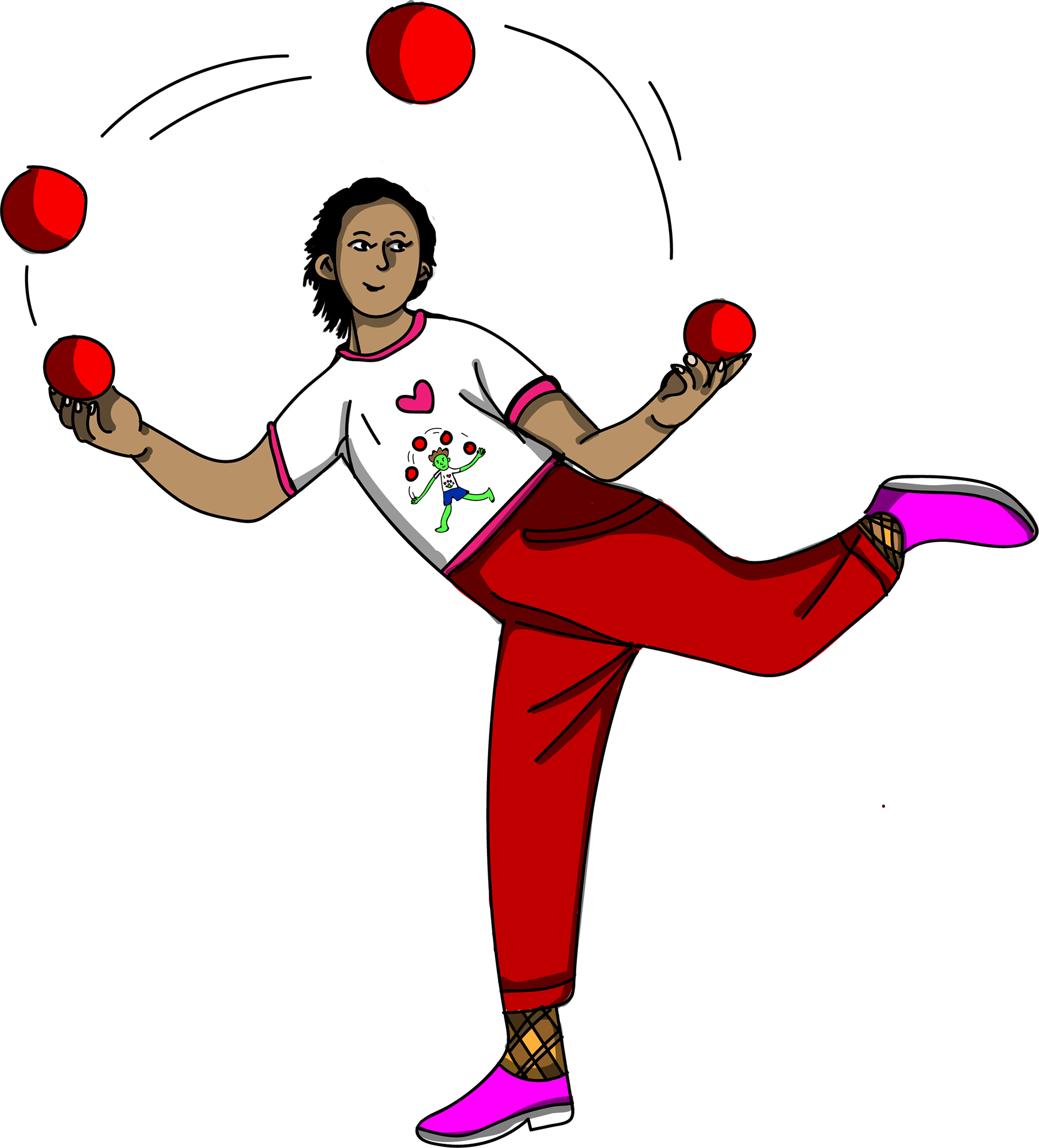 The Art and Science of Juggling