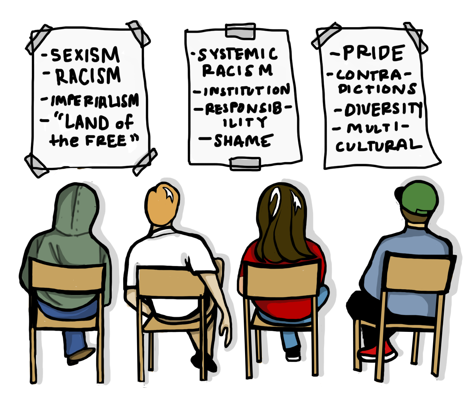 Addressing White Privilege, Exploring Hidden Biases
