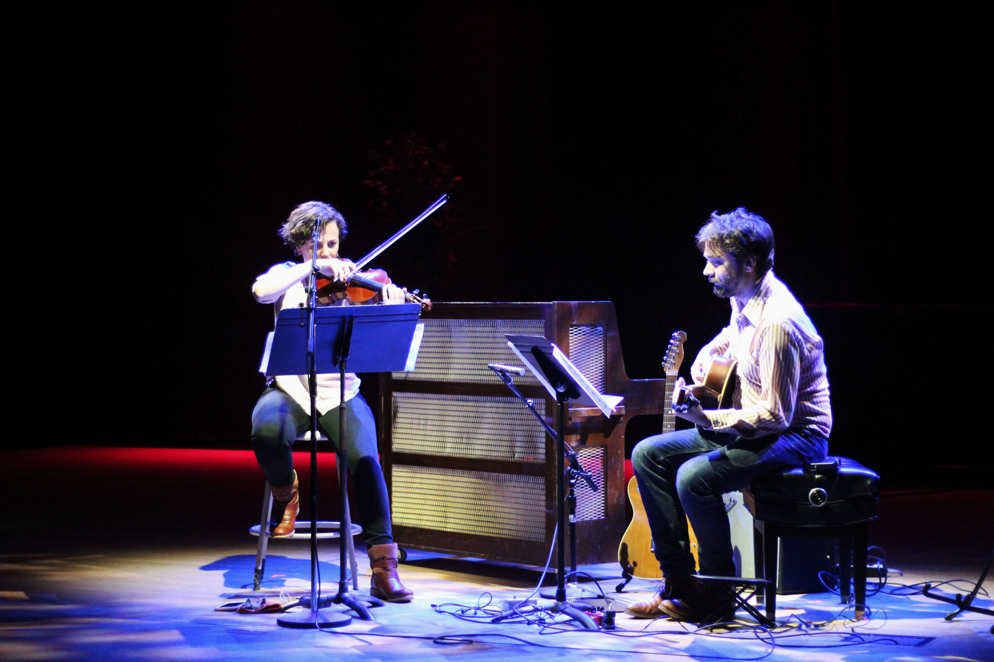 UCSC Musicians Influenced by Today's Socio-Political Tensions