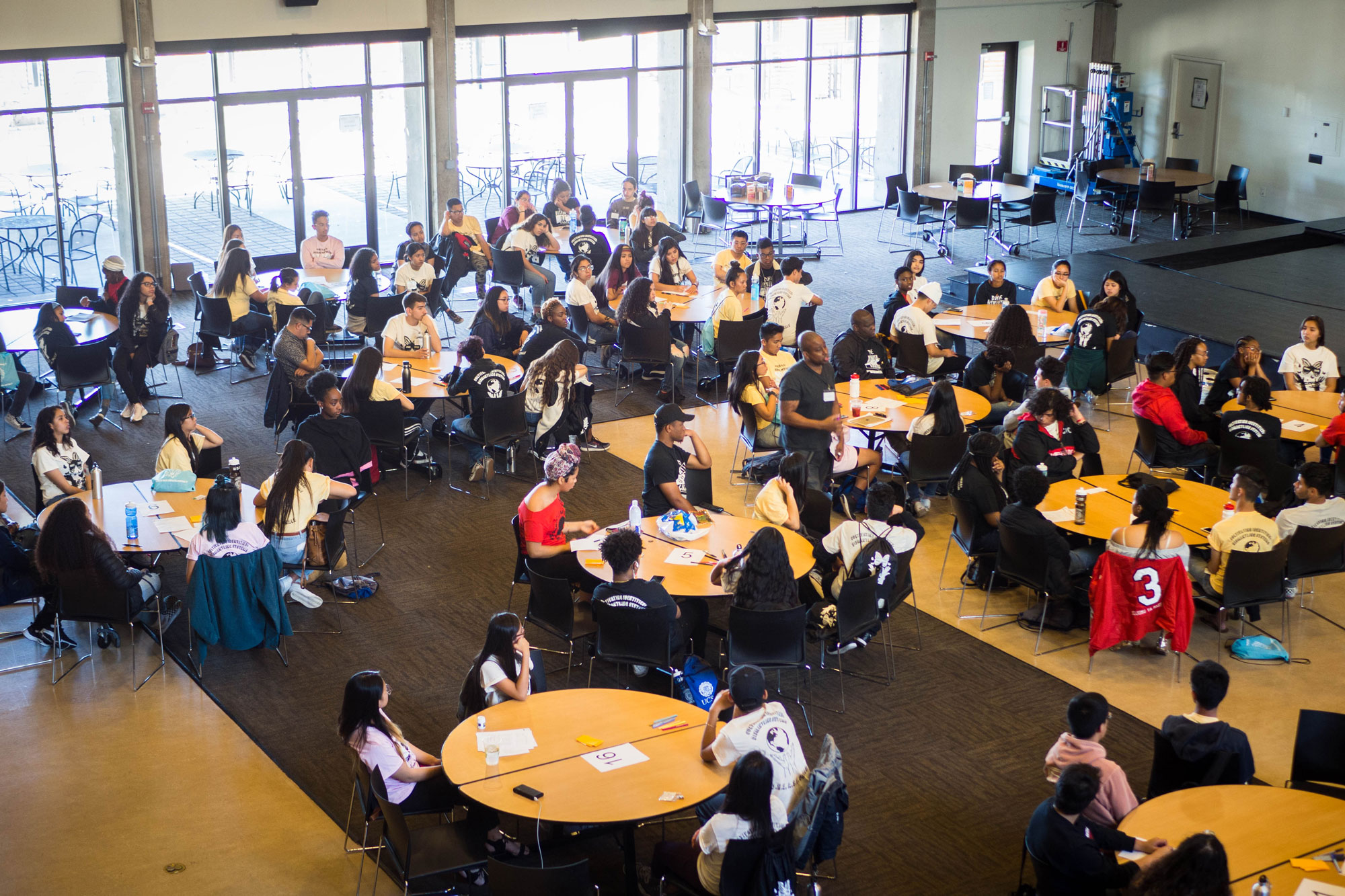 Empowering the Next Generation for Higher Education