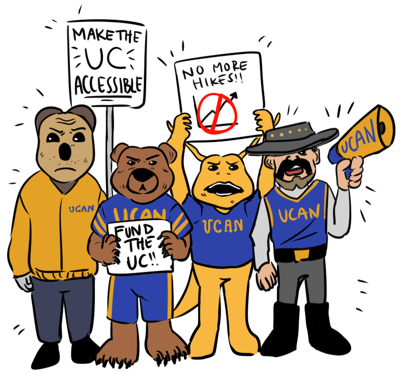UC Lobby Group Takes on Sacramento to Fight Tuition Hikes