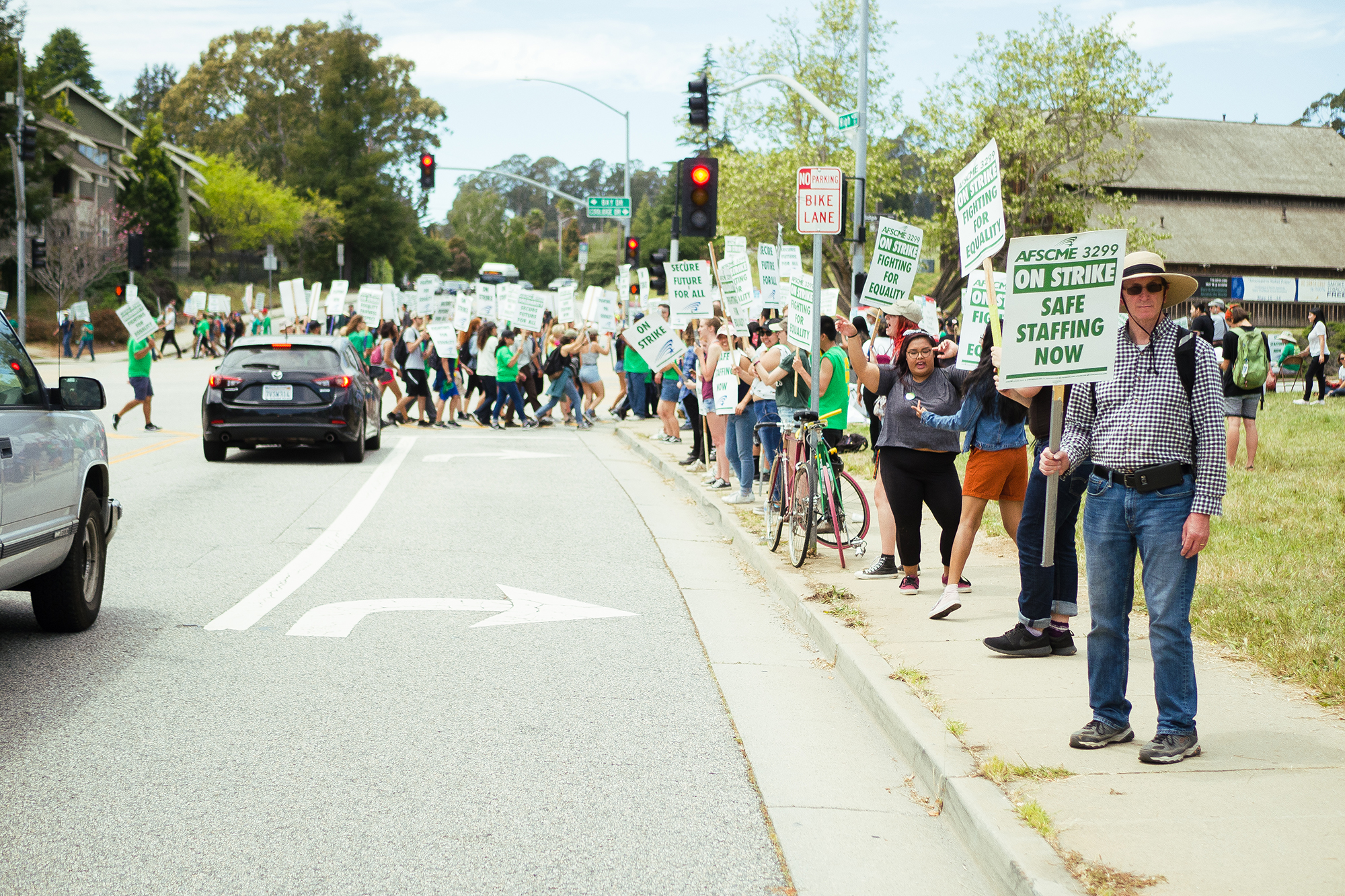 AFSCME Draws the Line