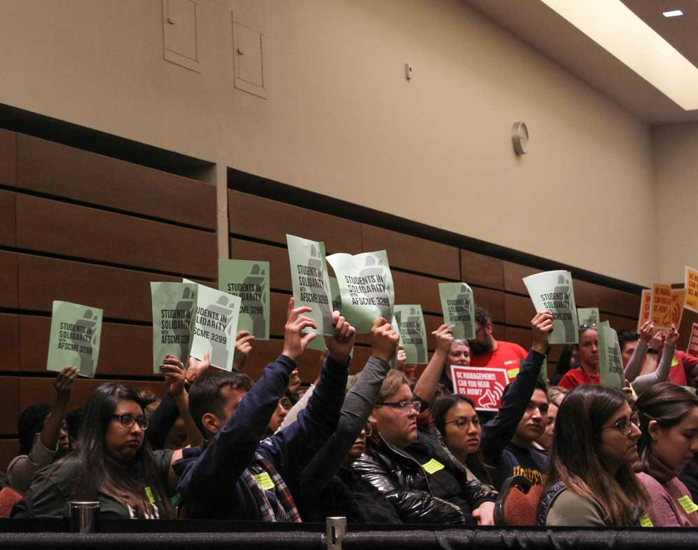 Victory for AFSCME Local 3299