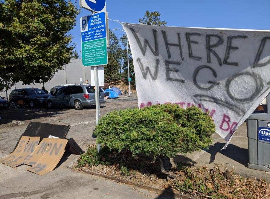 Food Not Bombs Receives Notice to Vacate Front and Laurel