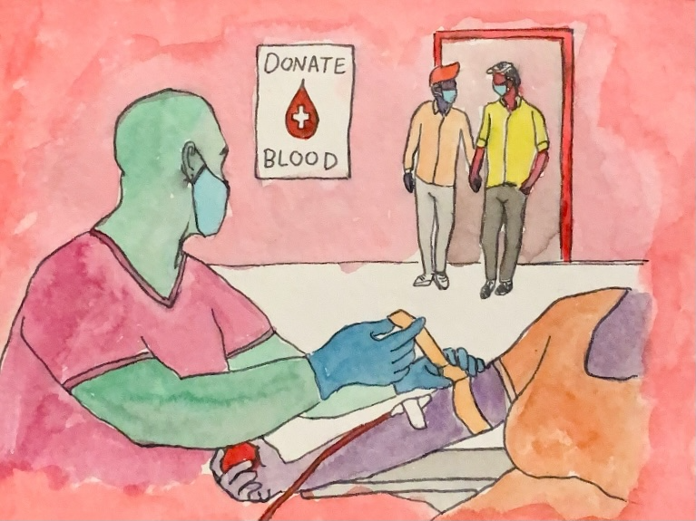 Nationwide Blood Donation Shortages Expose Long-Held Homophobic Guidelines