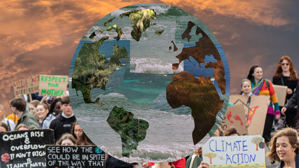 20th Annual Earth Summit Features Naomi Klein in Discussion on Climate Crisis and LRDP