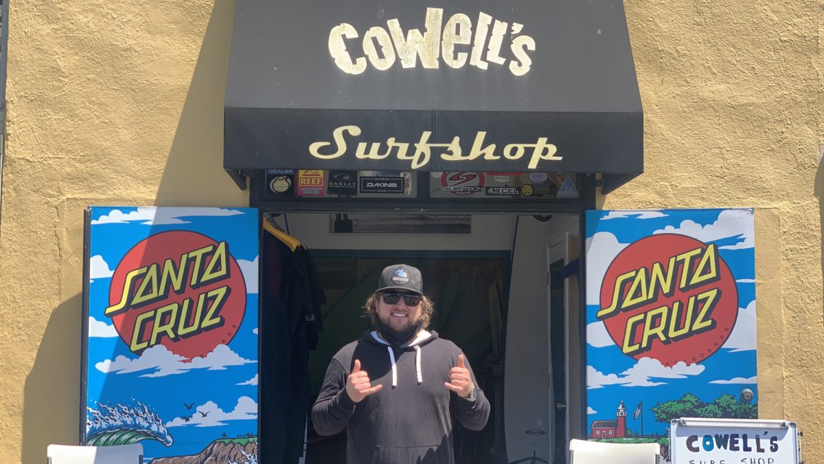 Cowell's Surf Shop Found Its Wave